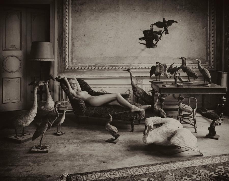 Ретро эротика художественное 8 фотография